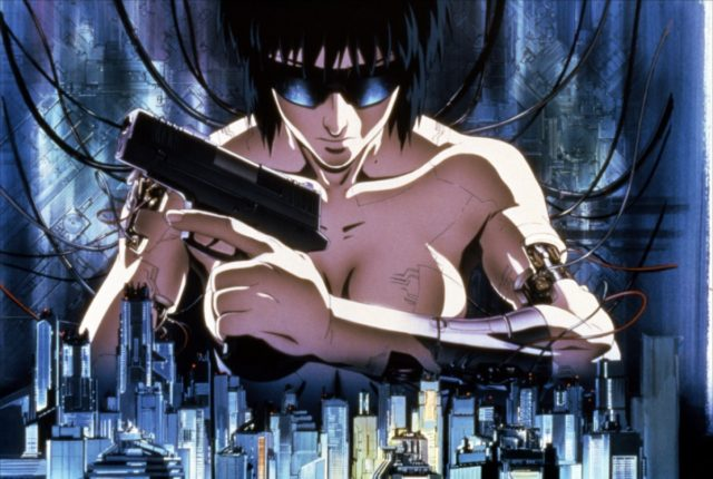ghost in the shell nuevo anime