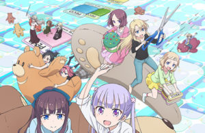 new game anime Segunda temporada