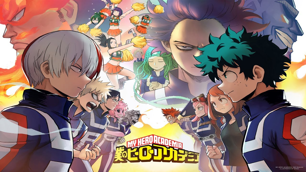 Boku no Hero Academia II