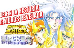 Saint Seiya Episode Zero