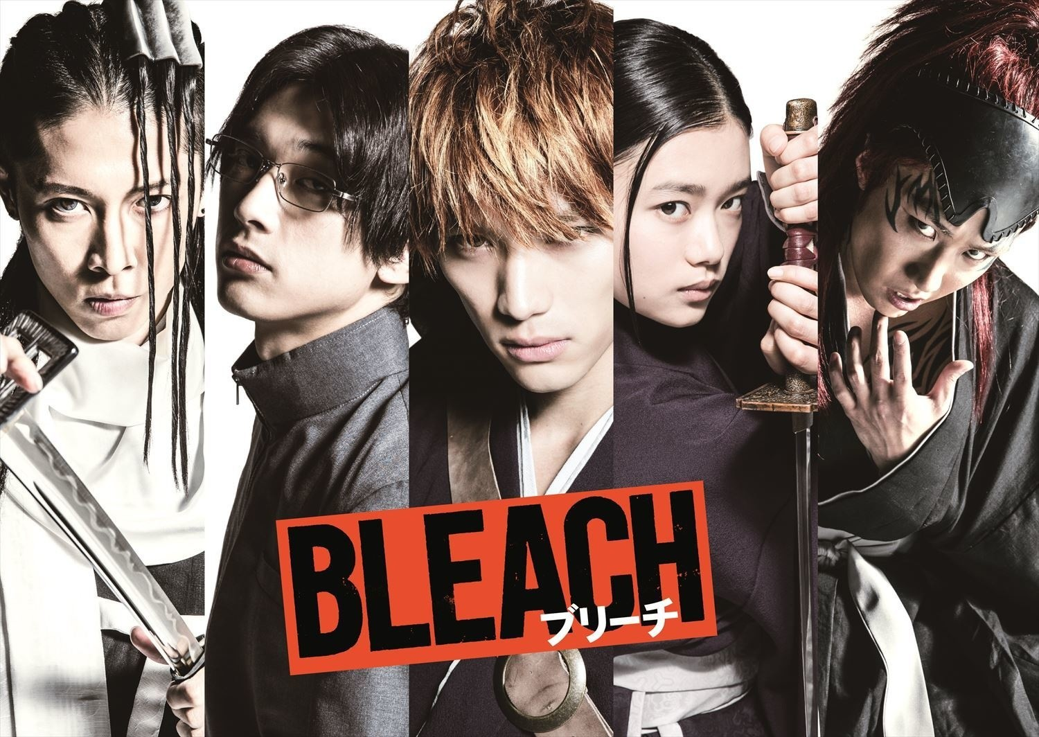 live-action de Bleach