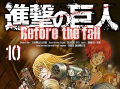 Shingeki no Kyojin: Before the Fall