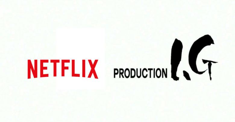 Netflix Production IG
