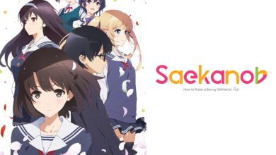 Saekano: How to Raise a Boring Girlfriend